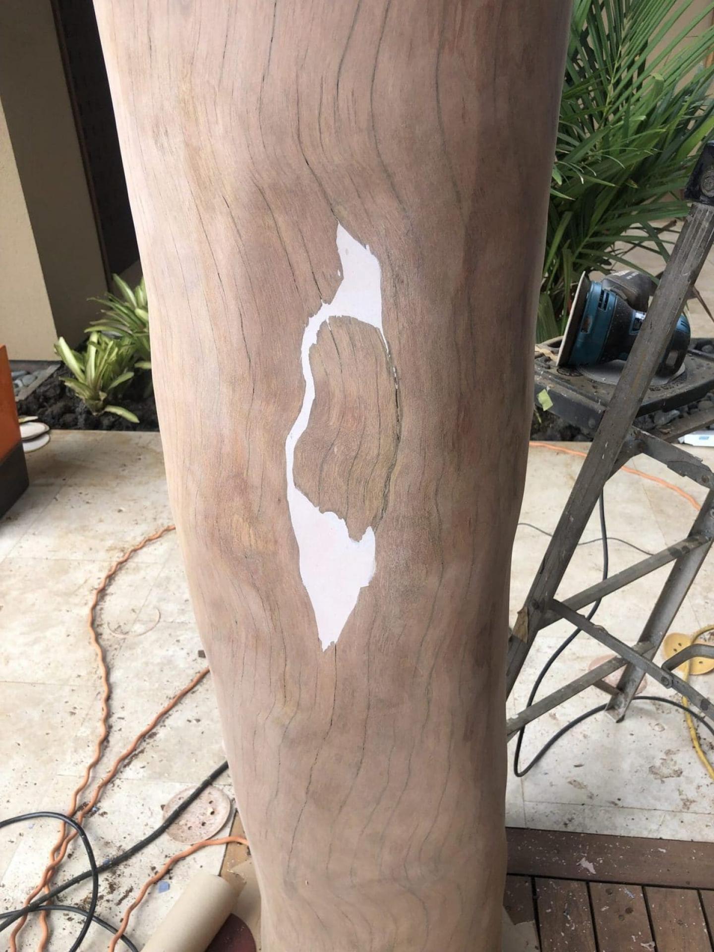 faux finish wood